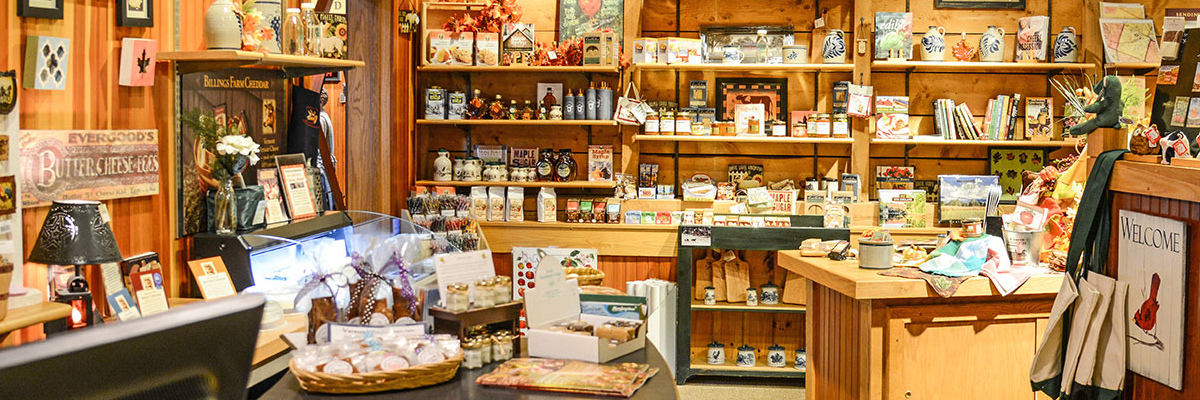 Billings Farm Shop Online