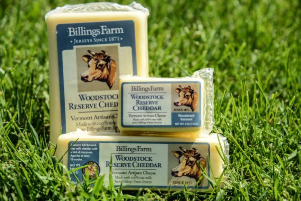 woodstock reserve cheddar cheese billings farm
