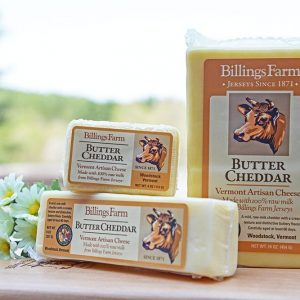 butter cheddar cheese billings farm and museum