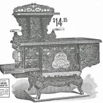 Stove Section, from the Sears Roebuck Catalog, 1897