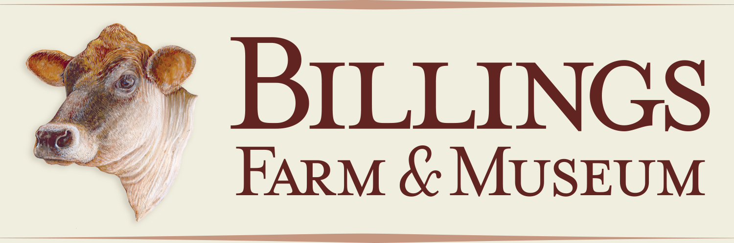 Billinga Farm and Museum woodstock vt logo