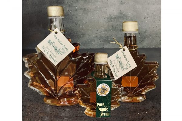 maple syrup at billings farm