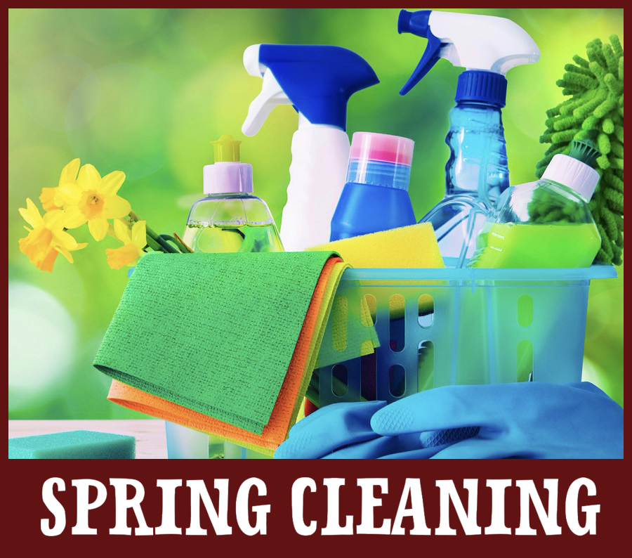 spring cleaning tips from billings farm and museum