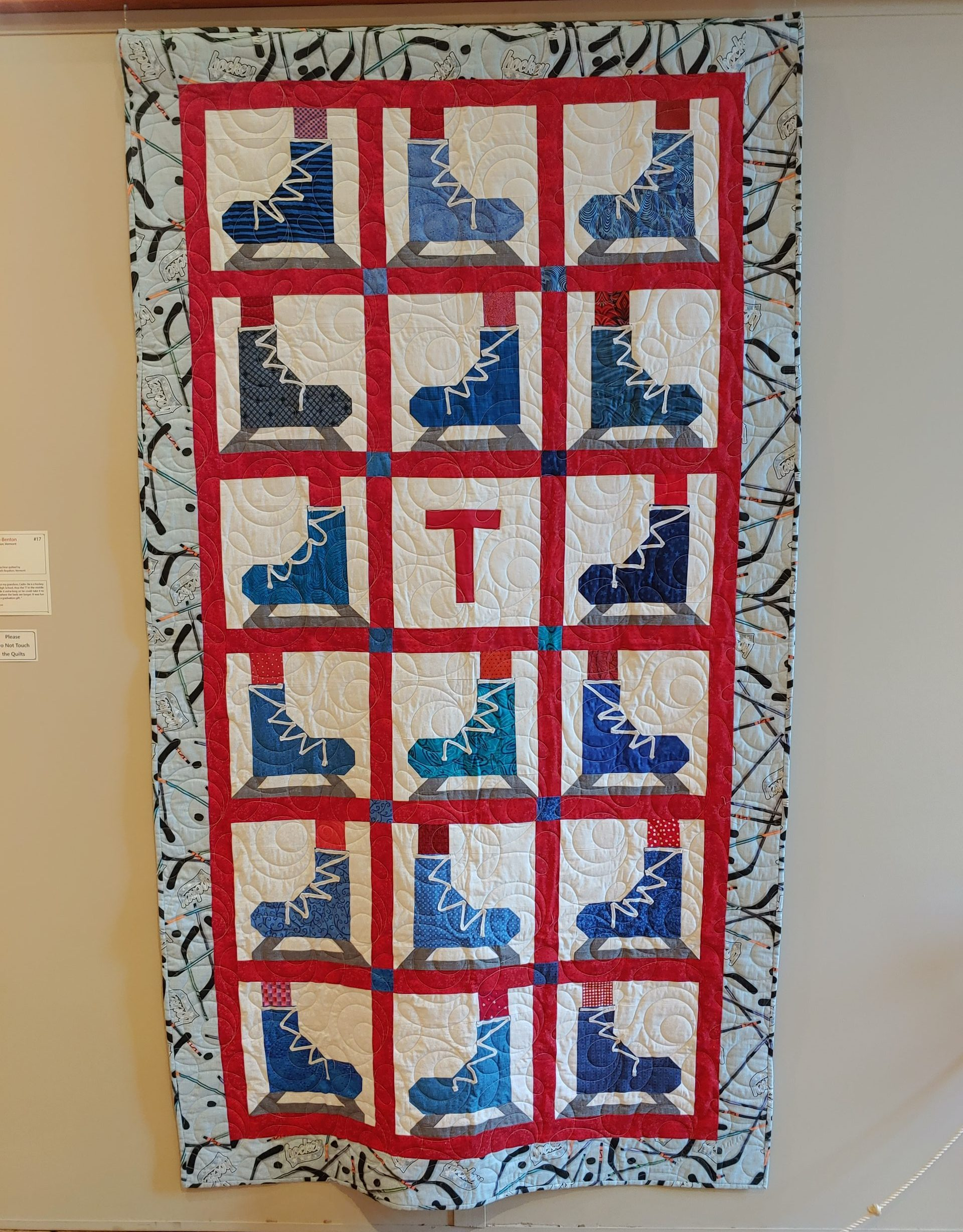 #17 - Cadin's Quilt