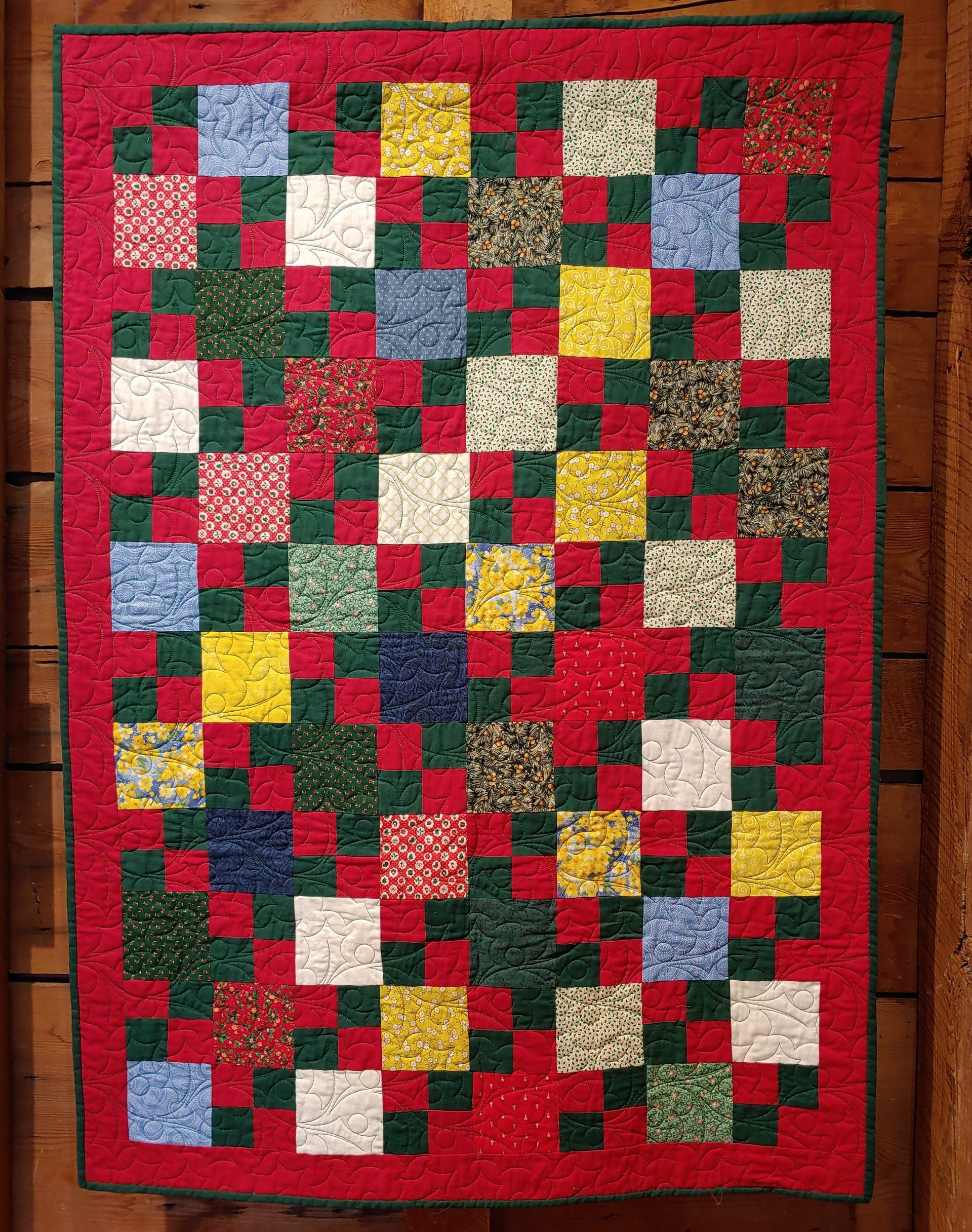 #24 - The Christmas Quilt