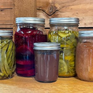 Quick Pickling with Chef Emery billings farm and museum