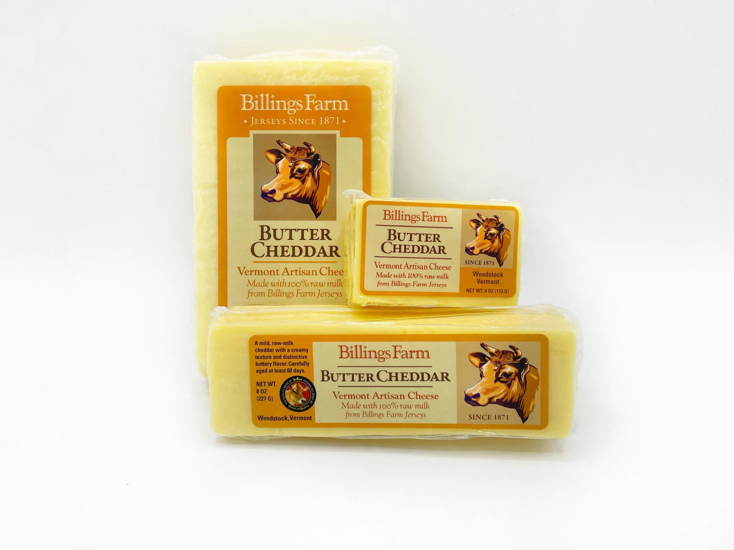 Butter Cheddar light