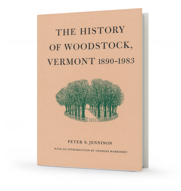 the history of woodstock vermont book
