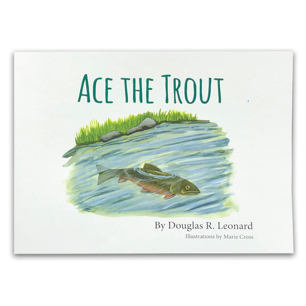 ace the trout book billings farm woodstock vermont