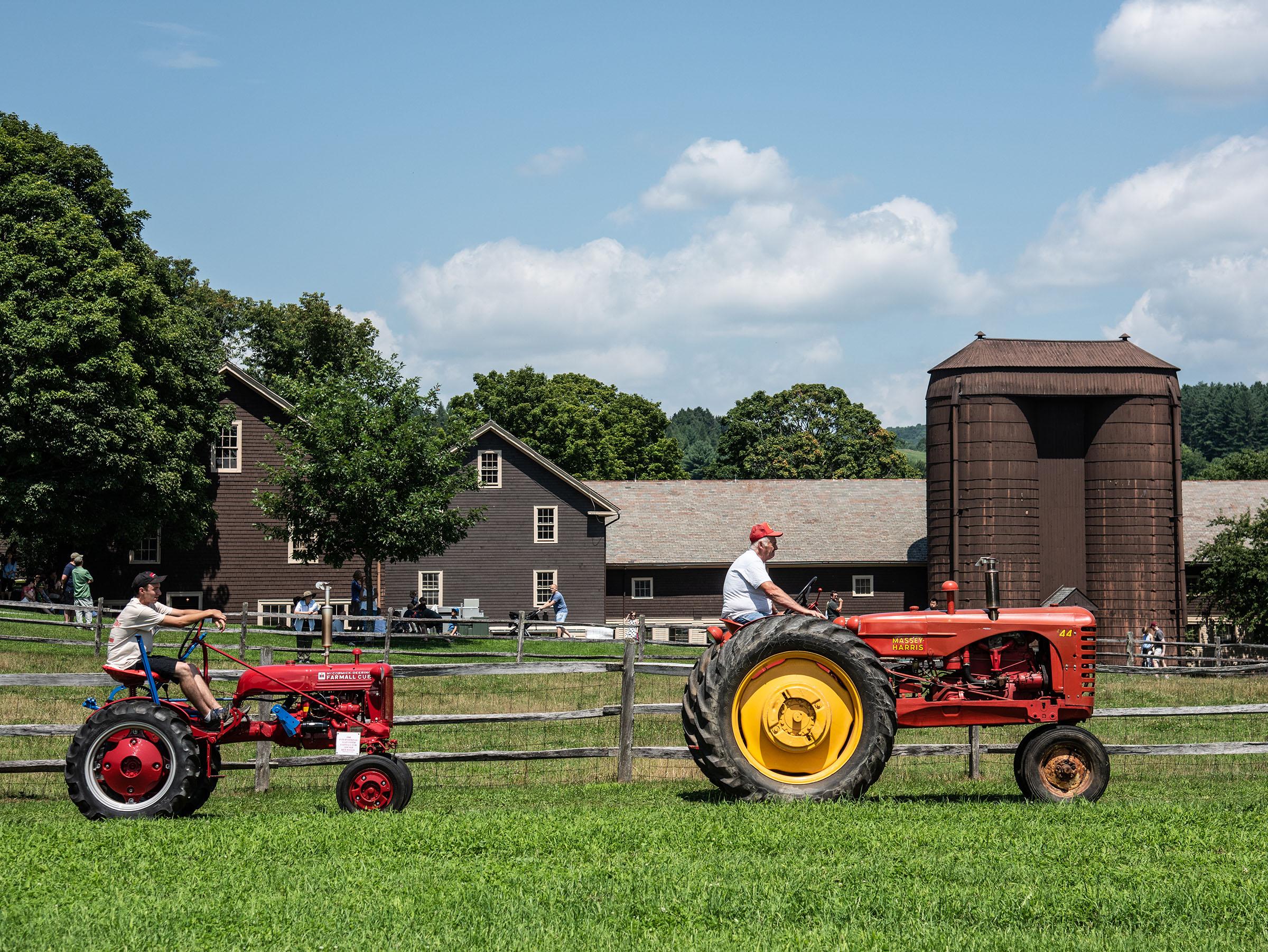 BFM 2018 tractor parade